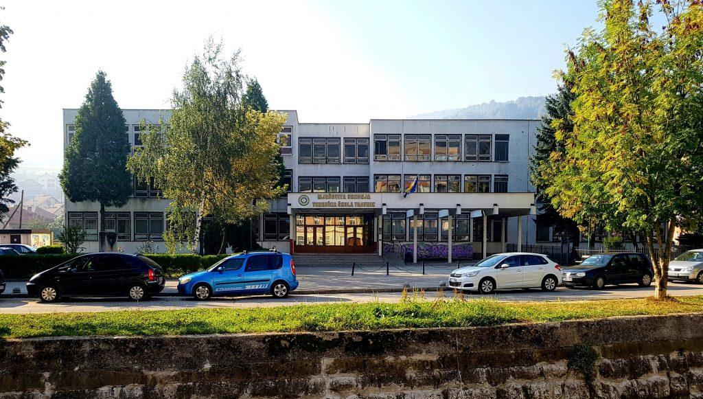 Fotografija Mješovite srednje tehničke škole Travnik